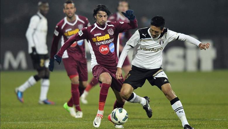 Borac Banja vs CFR Cluj