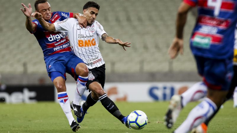 Fortaleza vs Corinthians