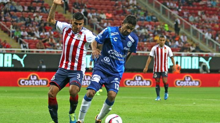 Puebla vs Chivas Guadalajara