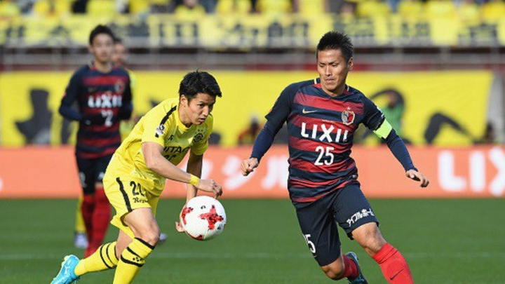 Nagoya Grampus vs Fagiano Okayama