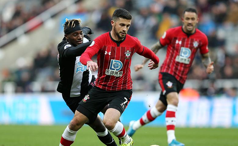Newcastle vs Southampton
