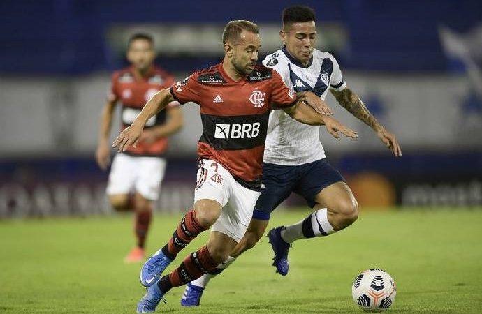 Olimpia Asuncion vs Flamengo