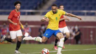 U23 Brazil vs U23 Mexico