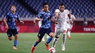 U23 Mexico vs U23 Japan