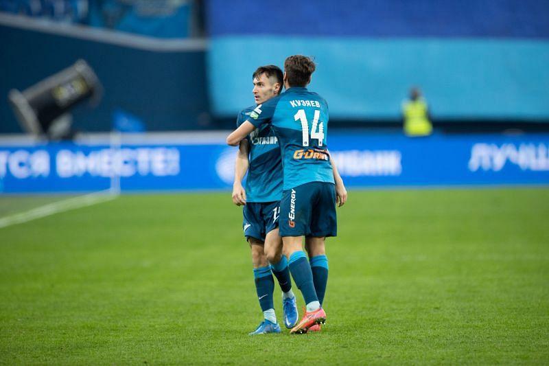 Zenit vs CSKA Moscow