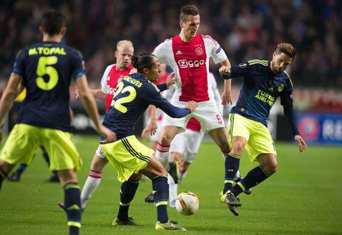 Ajax vs Besiktas