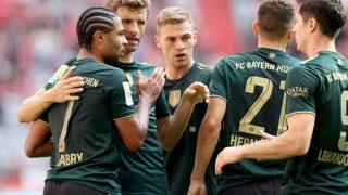 Greuther Furth vs Bayern Munich 1