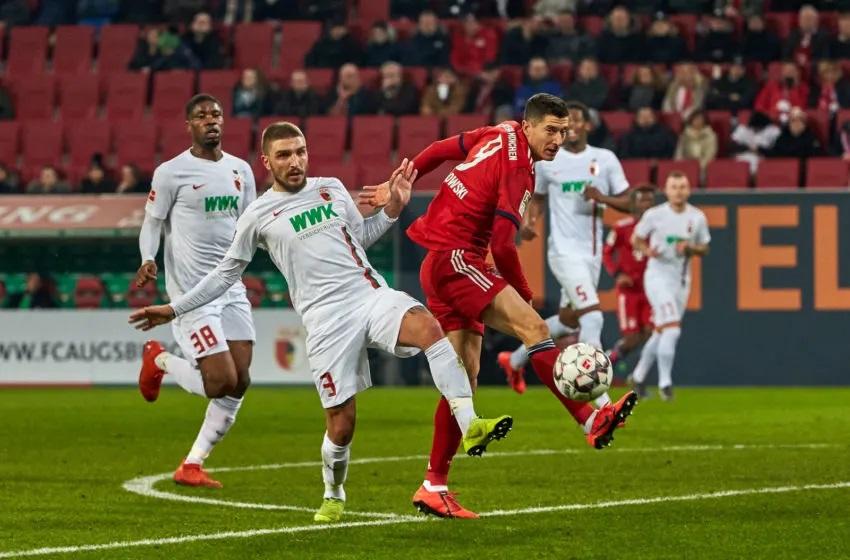Greuther Furth vs Bayern Munich