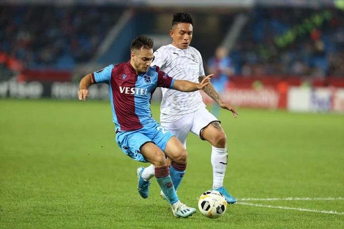 Konyaspor vs Trabzonspor