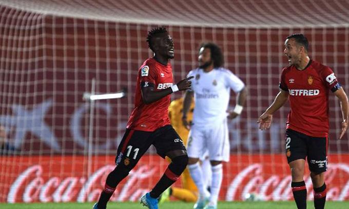 Mallorca vs Osasuna