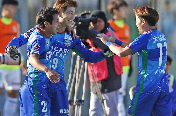 Nagoya Grampus vs Tokushima