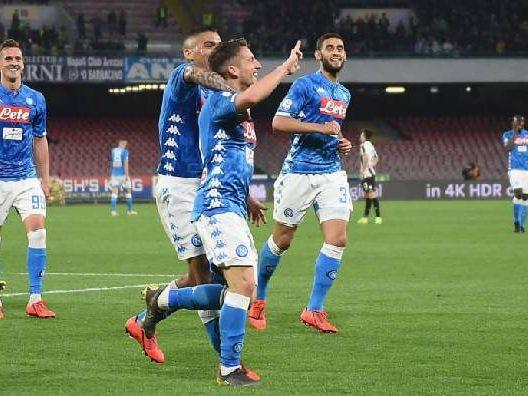 Napoli vs Cagliari