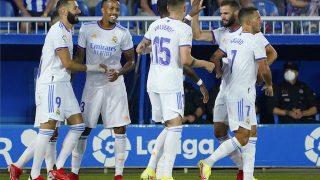Real vs Mallorca