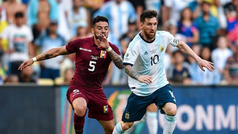 Venezuela vs Argentina