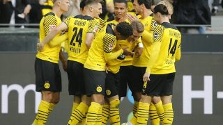Ajax vs Dortmund