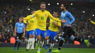 Brazil vs Uruguay 1