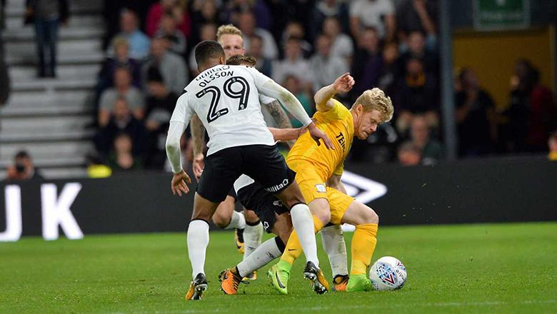 Derby County vs Luton