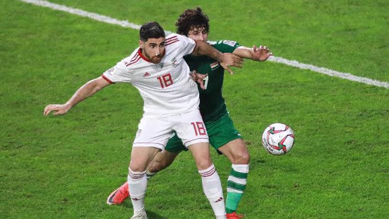 Iran vs Han Quoc