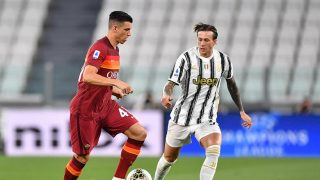 Juventus vs AS Roma