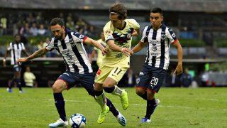 Monterrey vs Club America