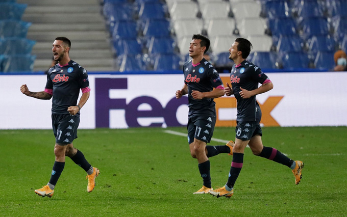 Napoli vs Bologna 1