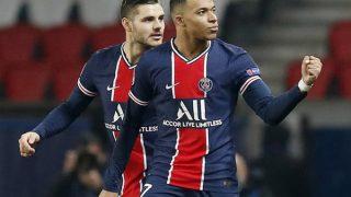 PSG vs Angers1 1