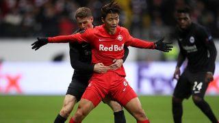 RB Salzburg vs Wolfsburg